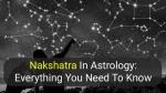 27 Nakshatras in Astrology
